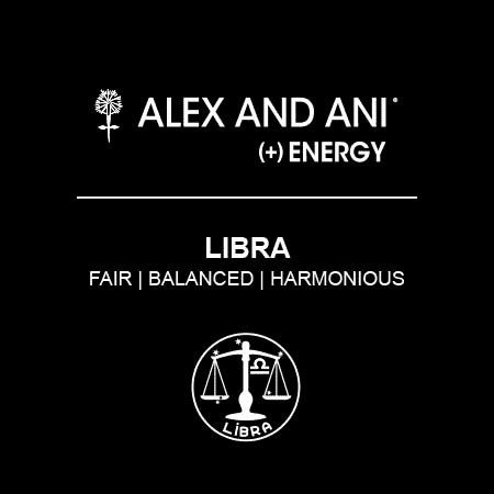 Alex and Ani Alex & Ani Bracelet Libra II Rafaelian Gold Finish