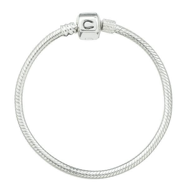 Chamilia Chamilia 6.0 in Bracelet - Silver Snap
