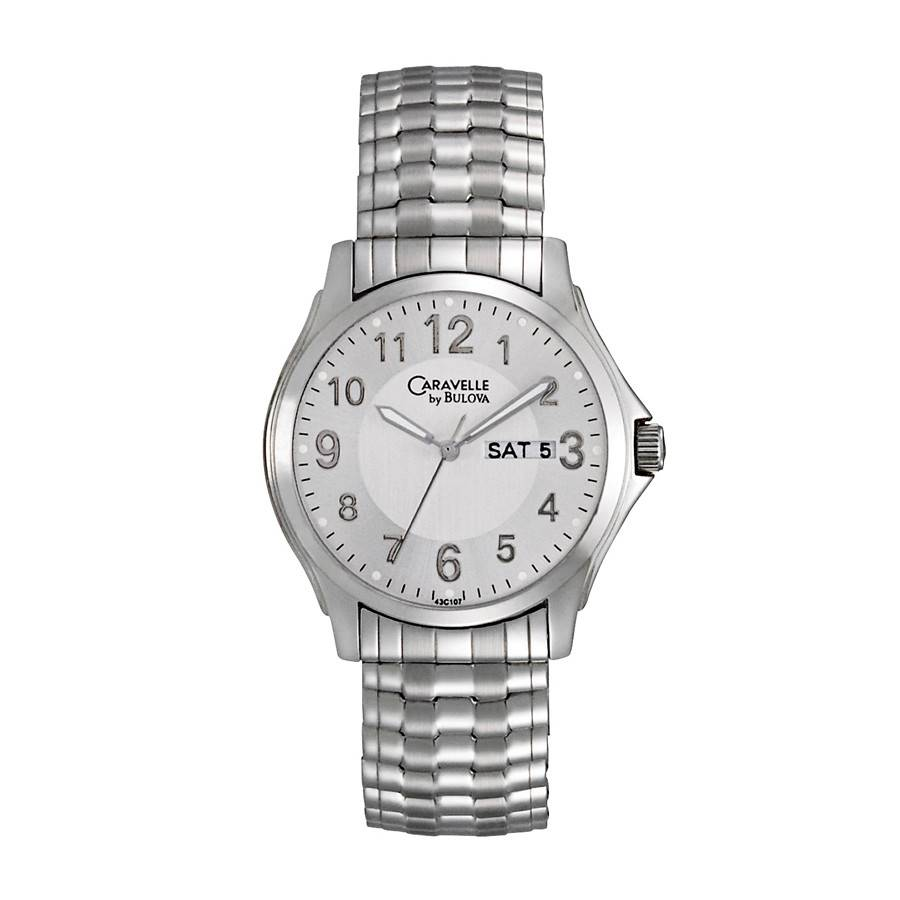 Bulova Men's Watch Expands