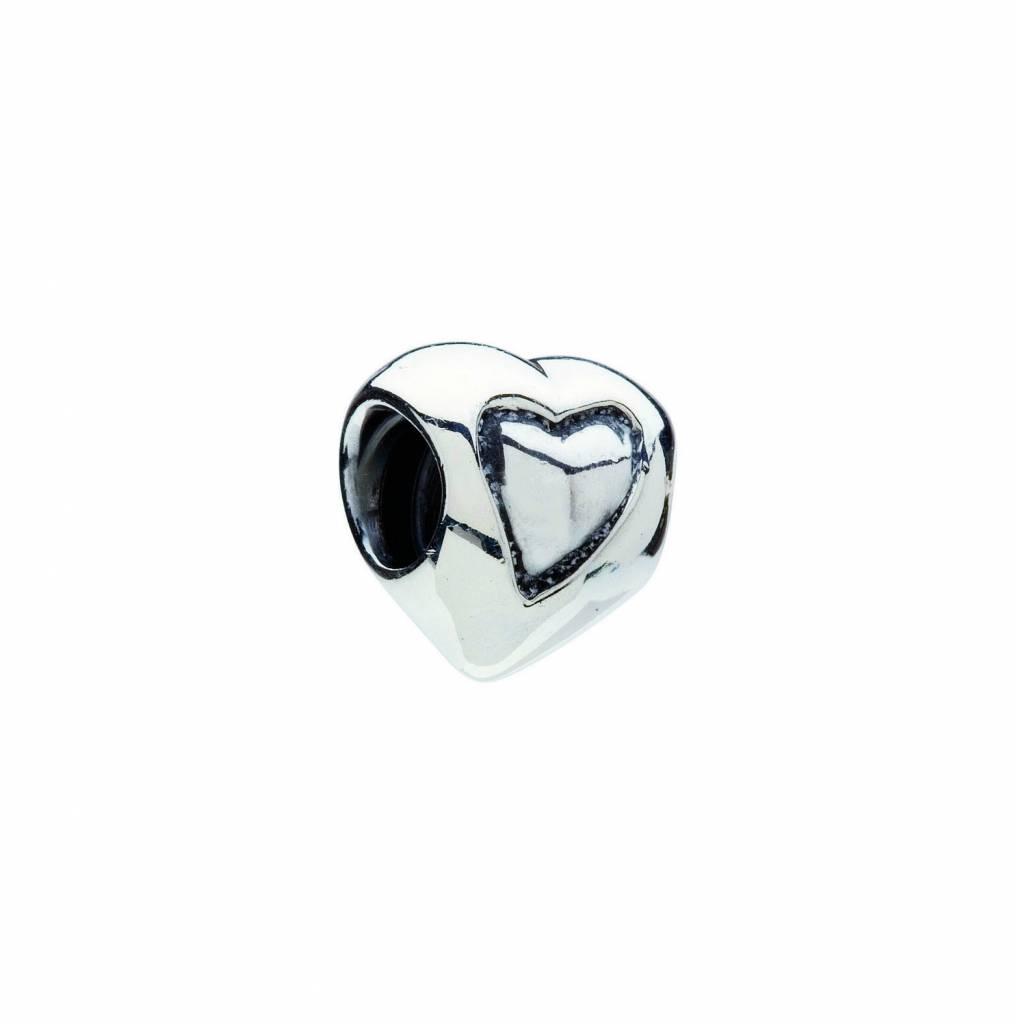 Chamilia Chamilia Sterling Silver - Heart in a Heart