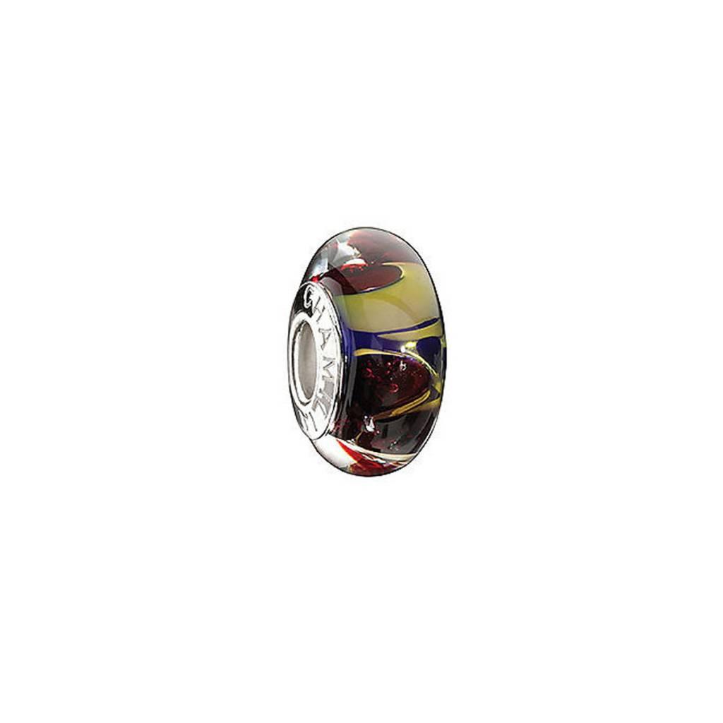 Chamilia Chamilia Murano Glass- 24K Gold Collection- Paradise Gold