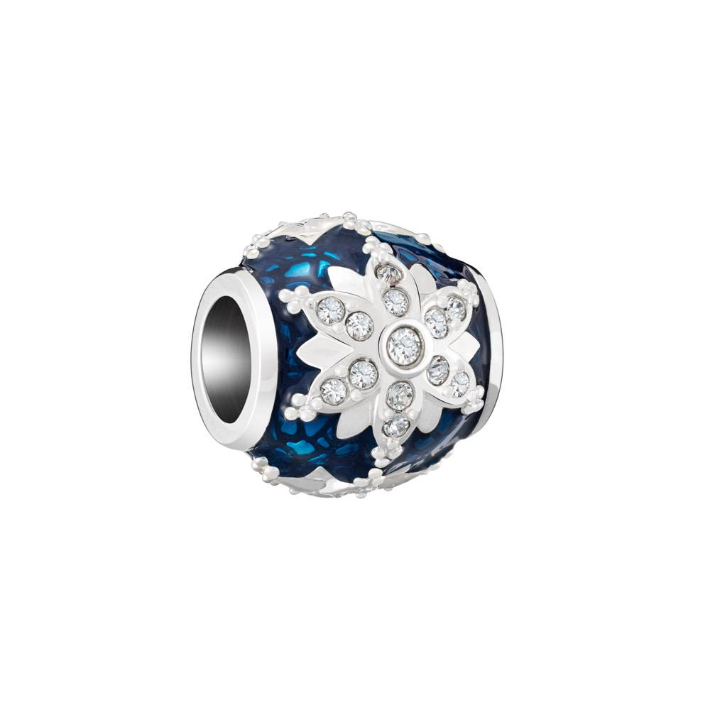 Chamilia Chamilia Bead Crystal Magic Snowflake Accent - Swarovski