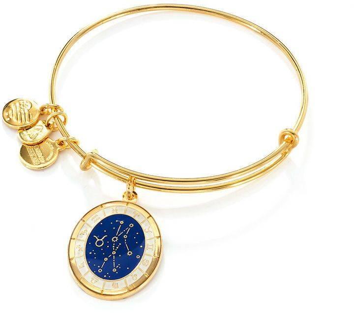 Alex and Ani Alex and Ani Taurus Constellation, EWB, Yellow Gold Finish