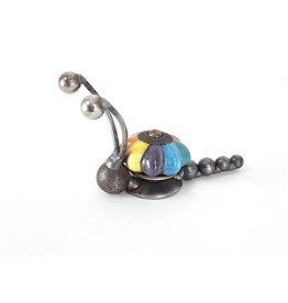 Yardbirds Metal Art-CK Mini Snail