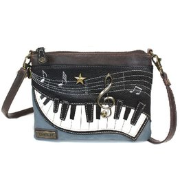 Chala Bags Crossbody-Mini-Piano-Indigo