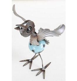Yardbirds Metal Art-CK Blue Bird