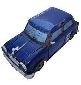 Think Outside Mini Cooper Cooler-BLUE