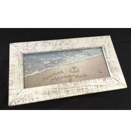 LisArt Framed Waves-'Anchor Management'