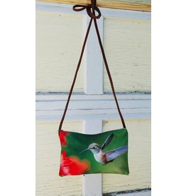 Art Studio Company Crossbody Bag (H)-Hummingbird