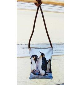 Art Studio Company Crossbody Bag (V)-Penquin