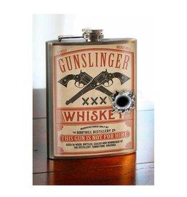 Trixie & Milo Flask-Gunslinger