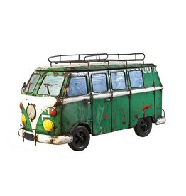 Think Outside Kool Kombi Cooler-DARK GREEN Recycled Metal Art