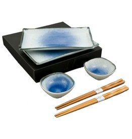 Sushi for 2 (6pc Set) 'Blue Ocean'