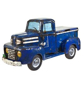Think Outside 1950's Pick-Up Truck Cooler-BLUE