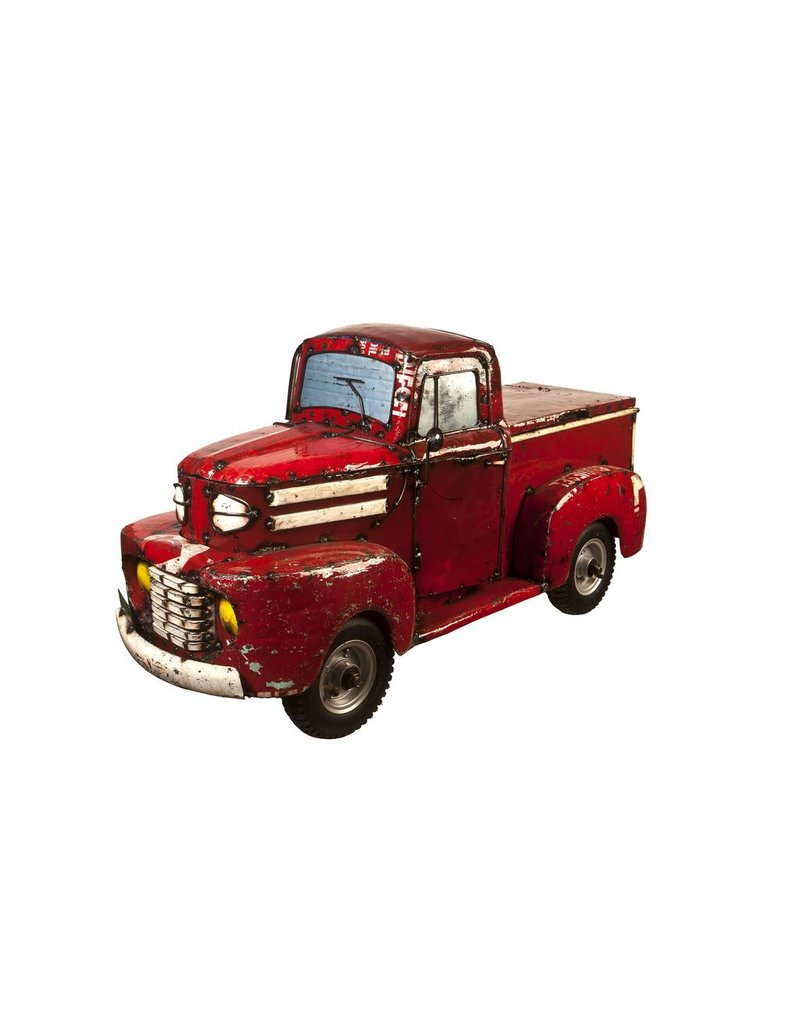 Think Outside 1950's Pick-Up Truck Cooler-RED