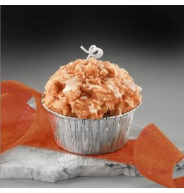 Honey Hive Handmade Apple Strudel Muffin CANDLE<br />Looks & Smells Great!