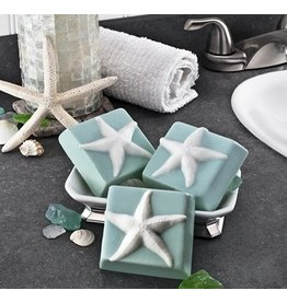 Honey Hive Handmade Starfish SOAP, Looks & Smells Great!