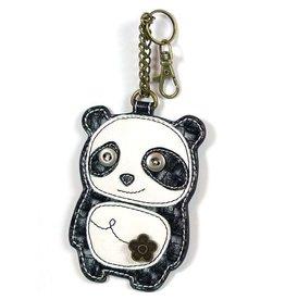 Chala Bags Key Fob, Coin Purse-Dada Panda