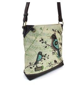 Chala Bags Crossbody-Safari Canvas-BIRD<br /> BIRD