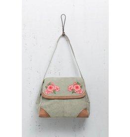 Mona B Shoulder Bag-'Gardenia'