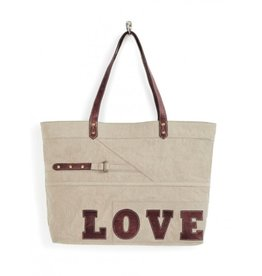 Mona B Shoulder Bag-'First Love'