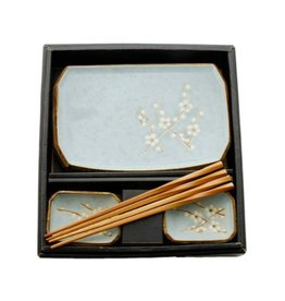 Sushi for 2 (6pc Set)-'Blossoms'