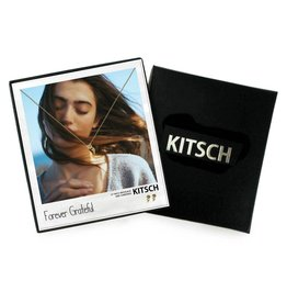 Kitsch Kitsch-Forever Grateful Rose Gold Set of Necklace & Earrings