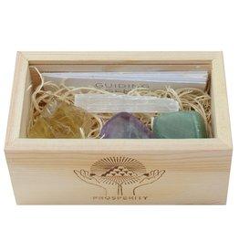 Kitsch Kitsch-Crystal Box - PROSPERITY