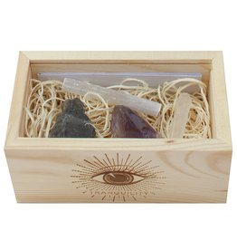 Kitsch Kitsch-Crystal Box - TRANQUILITY