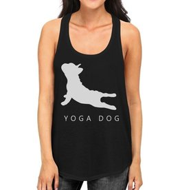 TSF Design Tank Top - Yoga Dog