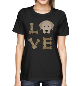TSF Design T-Shirt - LOVE Golden Retriever