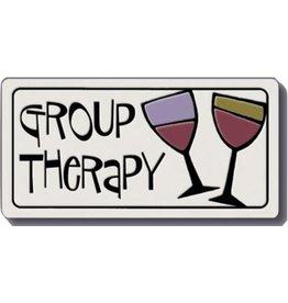 Spooner Creek Ceramic Magnet - 'Group Therapy'