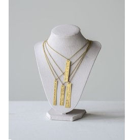 """Necklace-Snarky Sayings-""""In My Defense"""""""