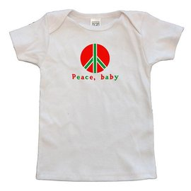 Simply Chickie Peace Baby Toddler T-shirt