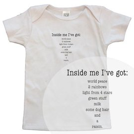 Simply Chickie Inside Me I've Got Toddler T-Shirt