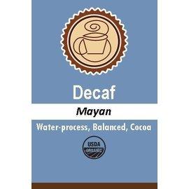 A & E Coffee Mayan Coffee Decaf