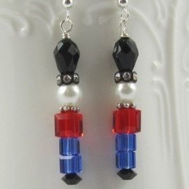 Beadwitching Jewelry Nutcracker Earrings