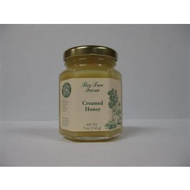 Bee Tree Farm Creamed Honey Jar 5 oz