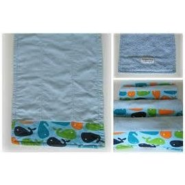 Bourgeois Baby Baby Burp Cloth