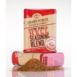 Denny Mikes Cow Bell Hell Seasonings