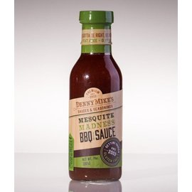 Denny Mikes Mesquite Madness BBQ Sauce