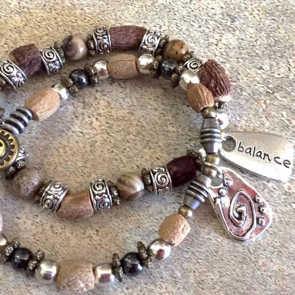 Grateful Designs Olive Graude Bracelet