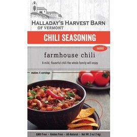 Halladay's Barn Farmhouse Chili Seasoning Mix