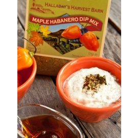Halladay's Barn Maple Habanero Dip Mix
