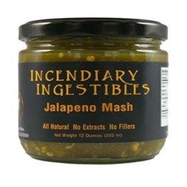 Incendiary Ingestibles Jalepeno Mash