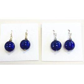 Joan Major Designs Small Coin Earrings