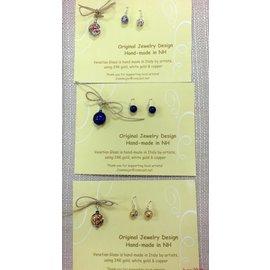 Joan Major Designs Pendant and Earring Gift Set