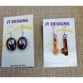 JT Designs Earrings - JT Designs