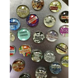 Kind Finds Recycled Art Magnets