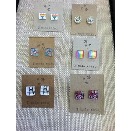 Kind Finds Post Earrings